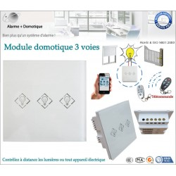 Module domotique 3 voies